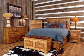 Rustic Wooden Bench With Storage Rustic Bedroom Set Amazoncom Texas Star Rustic Bedroom Set With
