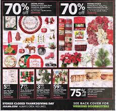 thanksgiving day sale black friday 2016 joann ad scan buyvia