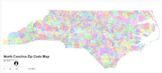 Charlotte Usa Map by North Carolina Zip Code Maps Free North Carolina Zip Code Maps