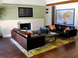 Decorating An Open Floor Plan From Divided Living Room To Elegant Open Floor Plan Diy
