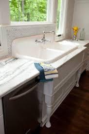 Vintage Cast Iron Sink Antique Kitchen Sink S Enameled Cast - Sink designs kitchen