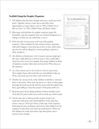 Best Photos of Autobiography Graphic Organizer Printables     Your Homework