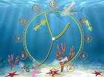 Download Aqua Fish Clock ScreenSaver at Free Download 64 (Screen ... all-freeware.com
