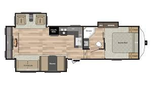 Fifth Wheel Bunkhouse Floor Plans Keystone Springdale 253fwre 5th Wheel Sales