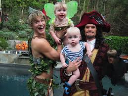 Halloween Costumes For Families by Celebrity Family Halloween Costumes Popsugar Celebrity