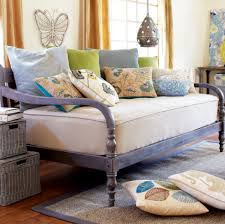 bedroom simple nordic cheap daybeds with rug and floor lamp for all images