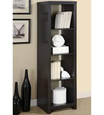 tall book shelf 50 popular furniture with tall skinny white
