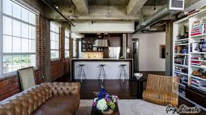 industrial chic cool industrial home design ideas youtube