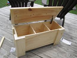 Easy To Make Wood Toy Box by Best 25 Wood Storage Box Ideas On Pinterest Wood Storage