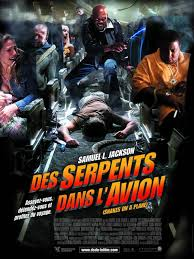 Des serpents dans l'avion - film  streaming