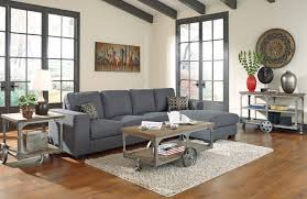 Exposed Beam Ceiling Living Room by Rustic Modern Living Room Decor With Exposed Beam Ceiling And L