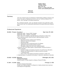 Java Resumes Resume With Little Work Experience Resume For Your Job Application
