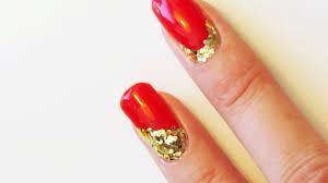 easy gel nail hack u2013 fill that gap