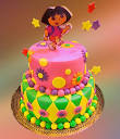 dora the explorer birthday pictures