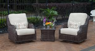 Wicker Patio Mila Collection 2 Person All Weather Wicker Patio Furniture Chat