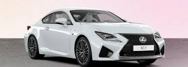 lexus rc uk lexus rc and rc f colour guide and prices carwow