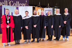 Diverse careers all lead to awards - Cornell College