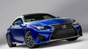lexus rc uk 2015 lexus rc f to cost more than the bmw m4 coupe in the u k