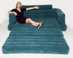 Intex Inflatable Pull Out Sofa by At Last Blow Up Beds That Won U0027t Be A Nightmare For Your Guests
