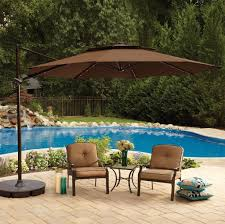 Patio Umbrella Side Table by Patio Astonishing Cheap Patio Umbrella Offset Patio Umbrella