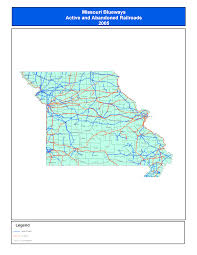 Amtrak Capitol Corridor Map by Missouri Blueways Report How To Identify And Convert Missouri