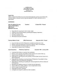 Phlebotomist Resume Sample No Experience by Phlebotomy Resume Templates Resume Sample