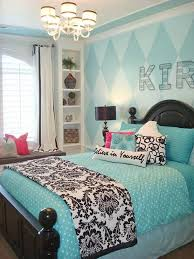 Cute And Cool Teenage Girl Bedroom Ideas Bedrooms Small Spaces - Blue bedroom designs