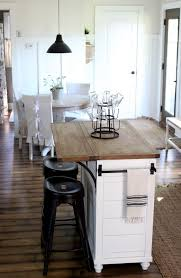 Inexpensive Kitchen Island Best 25 Farmhouse Kitchen Island Ideas On Pinterest Kitchen