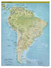 South America Map And Capitals maps of south america map library maps of the world