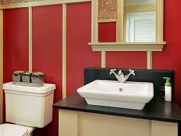 bathroom above counter sink basket black counter framed mirror