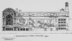 Cottage Grove Theater by Tivoli Theatre In Chicago Il Cinema Treasures