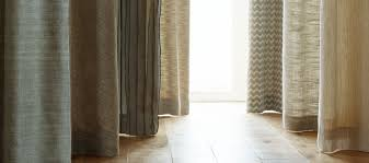 window treatments crate and barrel