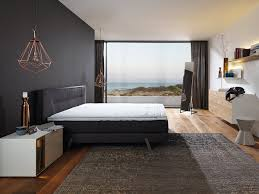 Modern Bedroom Design Ideas - Black bedroom designs