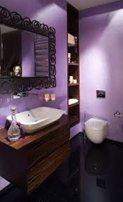 Bathroom Idea Images Colors Best 25 Purple Bathrooms Ideas On Pinterest Purple Bathroom