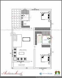 Simple 4 Bedroom Floor Plans Simple Elevation House Plan In Below 2500 Sq Ft Architecture Kerala