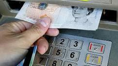 Novas tecnologias permitem retirada em caixa eletrônico sem cartão