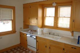 Complete Kitchen Cabinets Diy Painted Kitchen Cabinets Before And After Kitchen Crafters