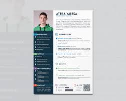 Unique Cv Templates Cv Resume Design By Atty12 Deviantart Com On Deviantart
