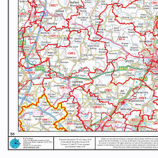 Time Change Map Postcode Sector Map S8 The Fens Geopdf Xyz Maps