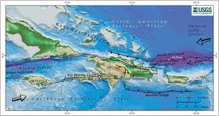 Map Of South America And Caribbean by Caribbean Program Introduction Coastal And Marine Geology