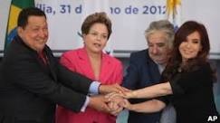 Sem Paraguai, Mercosul oficializa entrada da Venezuela
