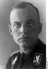 Portrait of Hans-Adolf Prützmann from 1934. - 4078130792709685