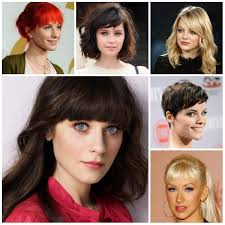 best bang hairstyles in hollywood new haircuts to try for 2017