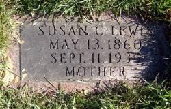 Susan C. Lewis (1860 - 1935) - Find A Grave Memorial - 31730051_122772186302