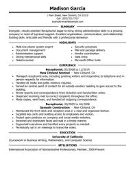 How To Make A Simple Job Resume by Eye Grabbing Consultant Resumes Samples Livecareer