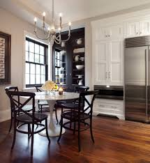 Kitchen China Cabinets Kitchen Room Contrasting Cabinets Kitchen Transitional Built In