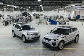 Evoque será fabricado em itatiaia (RJ) – Memória Motor