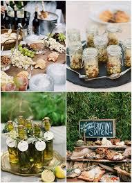 Wedding Reception Buffet Menu Ideas by Best 25 Italian Wedding Foods Ideas Only On Pinterest Italian