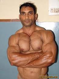 Bodybuilder Vijay More from Maharashtra - DSK02080%20Vijay%20More