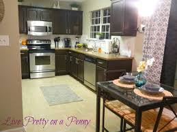 live pretty on a penny juggling act kitchen update with rust
